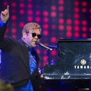 Elton John chantera pour la planète le 25 septembre à Paris