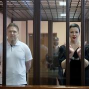 Paris condamne les lourdes peines infligées à deux opposants en Biélorussie