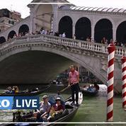 À Venise, le pont du Rialto inauguré deux ans après sa restauration
