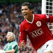 Coup de foudre, frisson, déception ... Les 5 dates clés de Ronaldo à Manchester