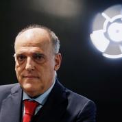 La LFP et le PSG contre-attaquent face aux accusations de Tebas sur les «clubs-Etats dangereux»
