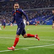 Foot : Antoine Griezmann est arrivé à Madrid