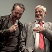 Ses films préférés, ses souvenirs partagés... Jean Dujardin rend hommage à son «guide», Belmondo