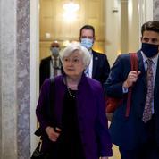 Les États-Unis à court d'argent en octobre si le plafond de la dette n'est pas relevé.