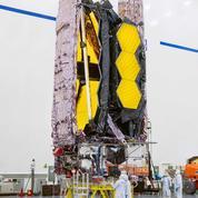 Le télescope James Webb rejoindra les étoiles le 18 décembre