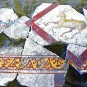 Une intelligence artificielle pour reconstituer les fresques de Pompéi