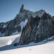 Chute mortelle d'un alpiniste espagnol dans le Mont-Blanc