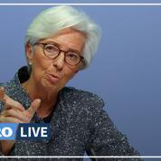 La BCE atténue «légèrement» son soutien monétaire