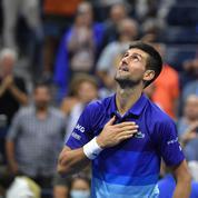 US Open : «Faire l'histoire ? Si j'y pense trop, ça me pèse mentalement» dit Djokovic