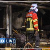 14 morts dans l'incendie d'une unité Covid en Macédoine du Nord