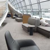 Visite guidée du nouveau salon Air France à Paris-Charles de Gaulle