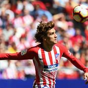 Ligue Europa, cauchemar, Simeone... Les cinq moments clés de Griezmann à l'Atlético Madrid
