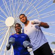 Boxe: Yoka et Cissokho, deux combats à Roland-Garros pour rendre hommage à Belmondo