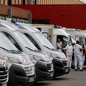 Obligation vaccinale: des ambulanciers redoutent une «rupture» des soins