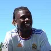Les coulisses de l'arrivée d'Eduardo Camavinga au Real Madrid en images