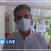 Covid-19 : en Polynésie, l'épidémie a passé un pic