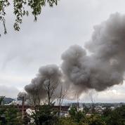 Ariège : l'incendie d'un bac d'acide dans une usine a été «circonscrit», le confinement des habitants levé