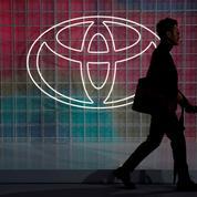 Toyota annonce une nouvelle baisse de sa production en raison d'une pénurie de pièces
