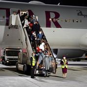 Afghanistan : 49 Français et leurs familles sont arrivés à Doha, après un décollage depuis Kaboul