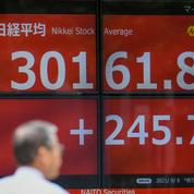 La Bourse de Tokyo de nouveau sur la pente ascendante