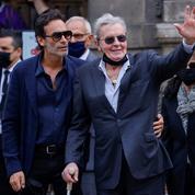 Obsèques de Jean-Paul Belmondo : Alain Delon et tous ses amis lui disent adieu
