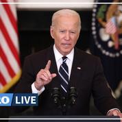 Face au Covid-19, Joe Biden mise sur la vaccination obligatoire