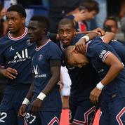 Avant la Ligue des champions, le train PSG avance à toute allure