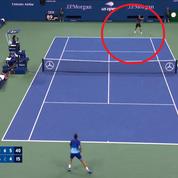 Une minute dix, 53 coups : L'échange époustouflant entre Djokovic et Zverev à New York