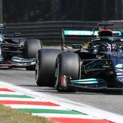 F1 : Mercedes domine encore Red Bull en Italie aux essais libres 2