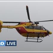 Isère : un mort et quatre blessés dans le crash d'un hélicoptère de la Sécurité civile