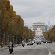 En images : l'Arc de triomphe empaqueté, comment le «rêve» de Christo s'est réalisé
