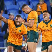 Retour en pleine lumière de Quade Cooper avec les Wallabies, qui font chuter les Springboks