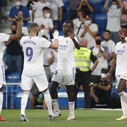 Liga : avec un triplé de Benzema et le premier but de Camavinga, le Real renverse Vigo (vidéo)