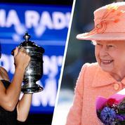 «Une réussite remarquable à un si jeune âge» : Elisabeth II et la Grande-Bretagne sous le charme de Raducanu