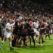 Tops/Flops Toulouse-Toulon : la touche comme secteur clé, le RCT a donné le bâton pour se faire battre