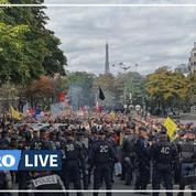Manifestations anti-passe sanitaire : 104 interpellations à Paris