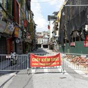 Vietnam : quinze hommes fuient l'épidémie de coronavirus à bord d'un camion frigorifique
