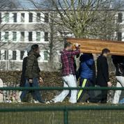 Attentats du 13 novembre : les tombes de trois terroristes brièvement identifiables à Bruxelles