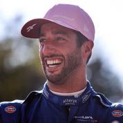 Formule 1 : Daniel Ricciardo gagne le volant de la voiture d'Earnhardt et pense à Senna