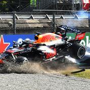 Déjà brûlant, le duel Verstappen-Hamilton vire à la surchauffe