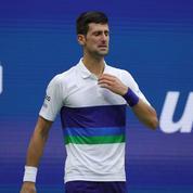 US Open : Djokovic a perdu son pari mais a gagné les cœurs