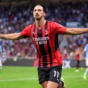 Serie A : Milan retrouve «Ibra» et domine la Lazio avant Liverpool