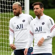 Ligue des champions : le PSG avec Messi, Neymar et Mbappé contre Bruges, mais sans Verratti
