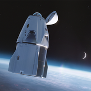 SpaceX : quatre touristes seuls en orbite