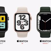 Apple dévoile un nouveau modèle de montre connectée