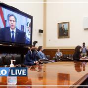 Accusé de «trahison», Blinken défend le retrait d'Afghanistan devant le Congrès