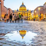 Italie: la chute du tourisme a pesé sur le PIB en 2020