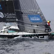 Solitaire du Figaro : A la recherche de la bonne veine de vent