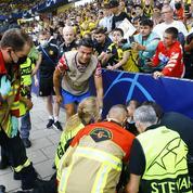 Ligue des champions : Ronaldo assomme une stadière lors de l'échauffement à Berne
