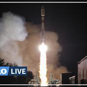 Internet spatial : lancement de 34 nouveaux satellites britanniques